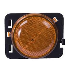 Omix-Ada 12401.24 Right Side Marker Light Amber