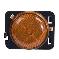 Omix-Ada 12401.25 Left Side Marker Light Amber
