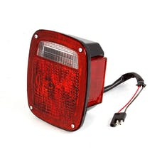 Omix-Ada 12403.08 Right Black Tail Lamp