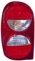 Omix-Ada 12403.28 Jeep Liberty Right Tail Light without Air Dam