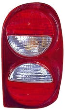 Omix-Ada 12403.29 Jeep Liberty Left Tail Light without Air Dam