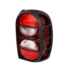 Omix-ADA 12403.30 Right Tail Light with Air Dam; 05-07 Jeep Liberty KJ