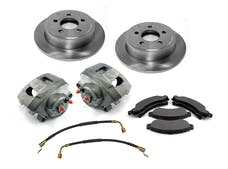 Omix-Ada 16762.01 Front Premium Disc Brake Service Kit