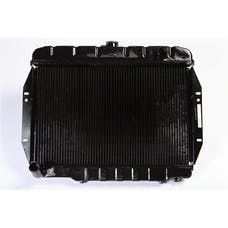 Omix-ADA 17101.10 Radiator, 2 Row; 81-86 Jeep CJ Models