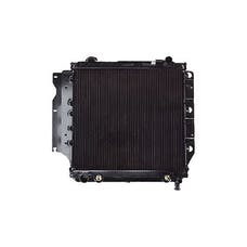 Omix-Ada 17101.11 Radiator, 1 Row