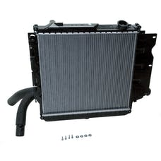 Omix-Ada 17101.14 Radiator, 1 Row