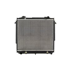 Omix-Ada 17101.17 Radiator, 1 Row