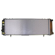Omix-Ada 17101.18 Radiator, 1 Row