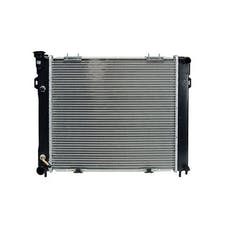 Omix-Ada 17101.22 Radiator, 1 Row