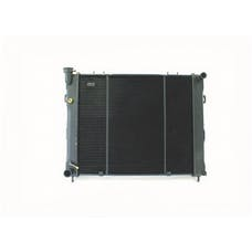 Omix-Ada 17101.24 Radiator, 1 Row
