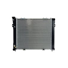 Omix-Ada 17101.25 Radiator, 1 Row