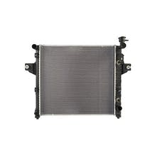 Omix-Ada 17101.26 Radiator, 1 Row