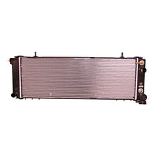 Omix-Ada 17101.35 Radiator, 1 Row