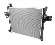 Omix-Ada 17101.37 Radiator, 1 Row