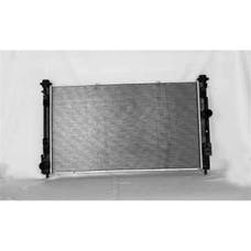 Omix-Ada 17101.41 Radiator, 1 Row