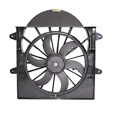 Omix-Ada 17102.54 Fan Assembly