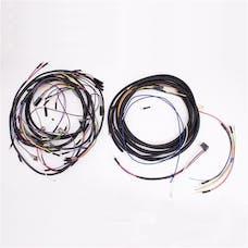 Omix-ADA 17201.10 Wiring Harness, w/ Cloth Cover; 57-65 Jeep CJ5