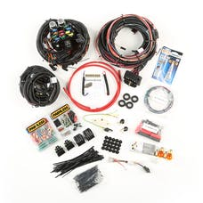 Omix-Ada 17202.04 Painless Wiring Harness, 21 Circuit