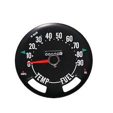Omix-Ada 17207.01 Speedometer Gauge