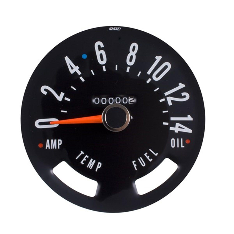 Omix-Ada 17210.12 Voltmeter Gauge