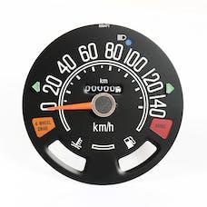 Omix-Ada 17207.04 Speedometer Gauge
