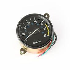 Omix-ADA 17215.10 Tachometer, 2.5L; 87-91 Jeep Wrangler YJ