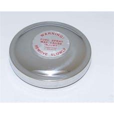 Omix-Ada 17726.02 Zinc Non-Vented Gas Cap