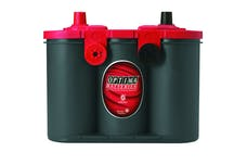 OPTIMA Batteries 9004-003 Group 34/78 Red Top Boxed