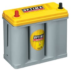 OPTIMA Batteries 9171-767 Group DS46B24R Yellow Top Prius Boxed