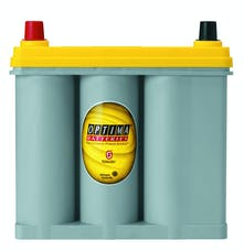 OPTIMA Batteries 9071-167 Group D51 Yellow Top Boxed