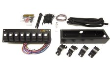 Painless 57102 Trail Rocker 8-Switch Panel