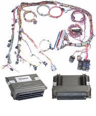 Painless 60017 Harness Standard Length with PCM