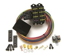 Painless 70207 Cirkit Boss Aux. Fuse Block/7 Circuits w/TXL Wire/Weather Sealed
