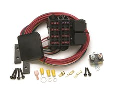 Painless 70217 Cirkit Boss Aux. Fuse Block/All Ignition/7 circuit sealed