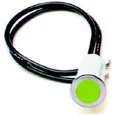Painless 80210 1/2in. Dash Indicator Light/Green