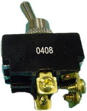 Painless 80513 Heavy Duty Toggle Switch - On/Off Double Pole 20 Amp