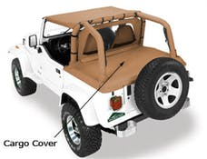 Pavement Ends 41815-15 Cargo Cover
