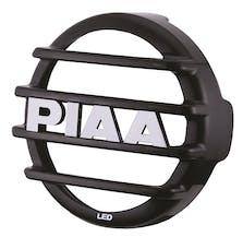 PIAA 45702 LP 570 Black Mesh Grill Guard w/PIAA Logo