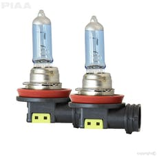 PIAA 23-10108 Xtreme White Hybrid Series Halogen Bulb (H8, Twin Pack)