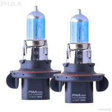 PIAA 23-10113 Xtreme White Hybrid Series Halogen Bulb (H13/9008, Twin Pack)