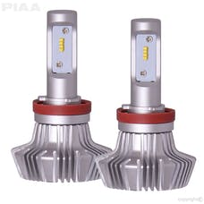 PIAA 26-17309 Platinum Series White LED Bulb (H9, Twin Pack)