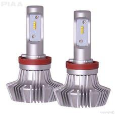 PIAA 26-17311 Platinum Series White LED Bulb (H11, Twin Pack)