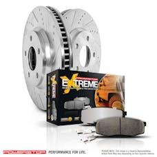 Power Stop LLC K3046-36 Z36 Truck/Tow Performance Brake Kit
