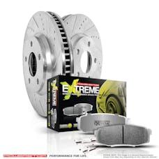 Power Stop LLC K3033-26 Z26 Street Warrior Performance Brake Kit