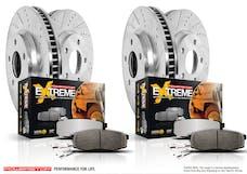 Power Stop LLC K2154-36 Z36 Truck/Tow Performance Brake Kit