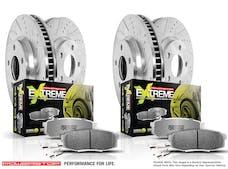 Power Stop LLC K2876-26 Z26 Street Warrior Performance Brake Kit