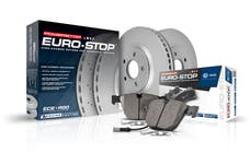 Power Stop LLC ESK2259 EuroStop Premium Brake Kit