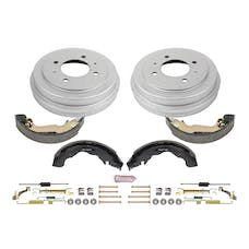 Power Stop LLC KOE15338DK Power Stop 1-Click Daily Driver Drum And Shoe Kits