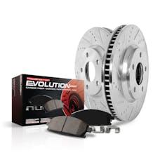 Power Stop LLC K5956 Z23 EvolutionSport Brake Upgrade Kit