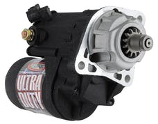 Powermaster 9054 Starter, Black Wrinkle